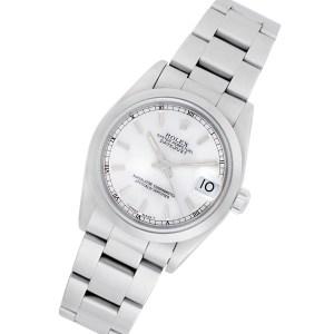 Rolex Datejust 68240 stainless steel 30mm auto watch