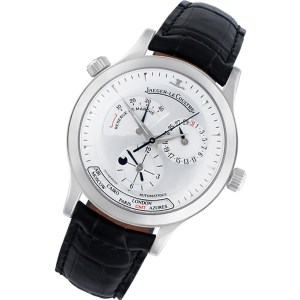 Jaeger LeCoultre Master Control Q1428421 stainless steel 38mm auto watch