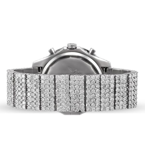 Breitling Bentley A25362 18k & steel 50mm auto watch