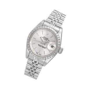 Rolex Date 79240 stainless steel 26mm auto watch