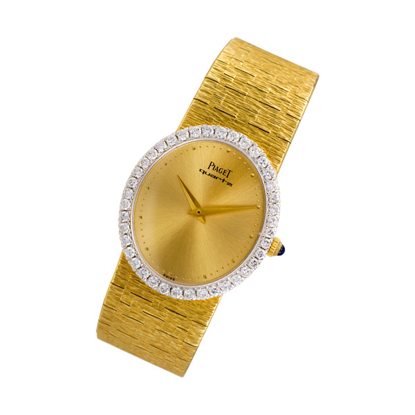 Piaget Classic 9826a6 18k 24mm Quartz watch