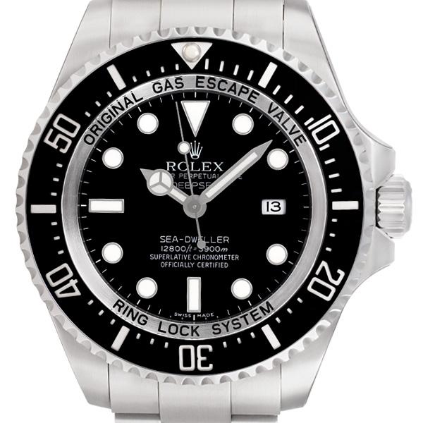 Rolex Sea-Dweller 116660 stainless steel 43mm auto watch