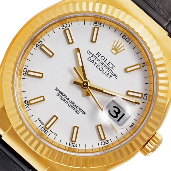 Rolex Datejust 116138 18k 36mm auto watch