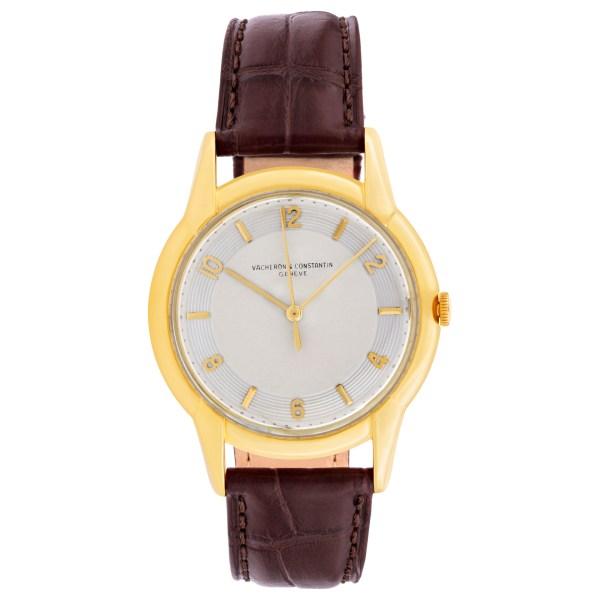 Vacheron Constantin Classic 4627 18k 37mm Manual watch