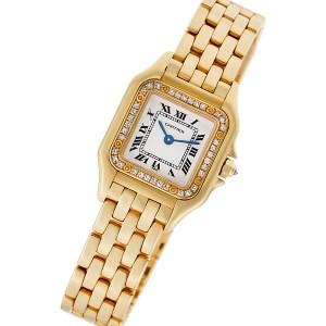 Cartier Panthere 1280 18k 21.5mm Quartz watch