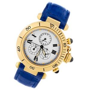 Cartier Pasha 35 MG218328 18k mm Quartz watch