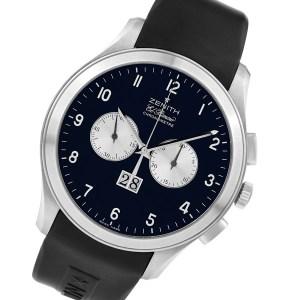 Zenith Grande Class 03.0520.4010 stainless steel 44.5mm auto watch