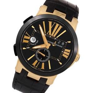 Ulysse Nardin Executive 246-00 18k 43mm auto watch