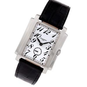 Patek Philippe Gondolo 5024G-010 18k white gold 29mm Manual watch
