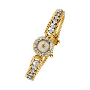 Ebel Classic 18k 14.5mm Manual watch