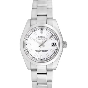 Rolex Datejust 178240 stainless steel 31mm auto watch