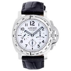 Panerai Daylight PAM 188 stainless steel 42.5mm auto watch