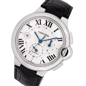 Cartier Ballon Bleu W6920005 18k white gold 46mm auto watch