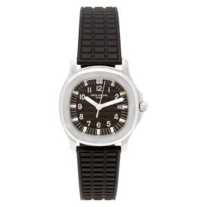 Patek Philippe Aquanaut 5064 stainless steel 36mm Quartz watch