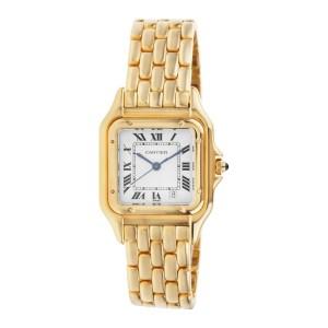 Cartier Panthere W25014B9 18k 26mm Quartz watch