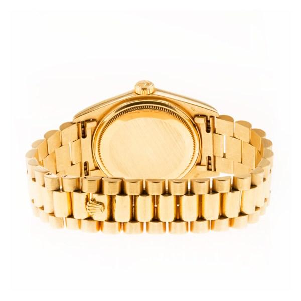 Rolex Datejust 16018 18k 36mm auto watch