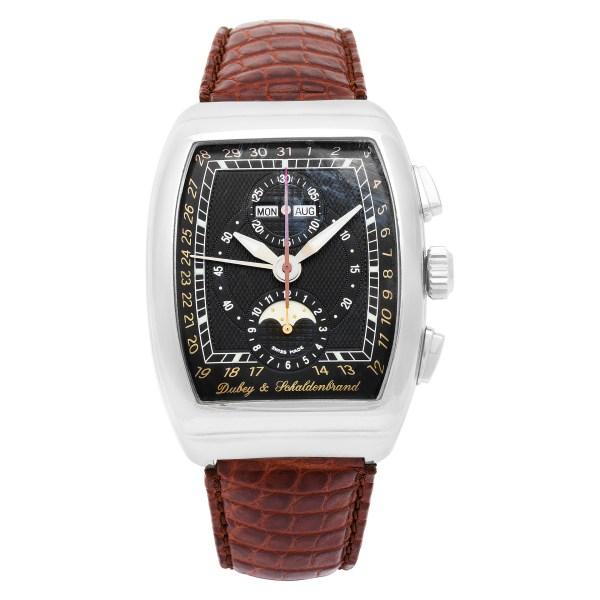 Dubey & Schaldenbrand Gran Chrono Astro Gran Chrono Astro stainless steel 39mm a