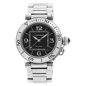 Cartier Pasha W31077M7 stainless steel 40mm auto watch