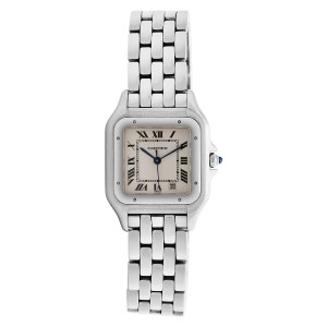 Cartier Panthere w25054p5 stainless steel 26mm Quartz watch