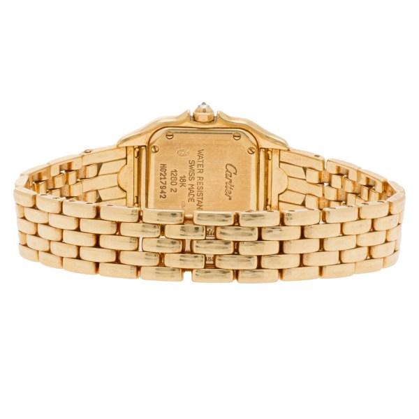 Cartier Panthere Art Deco 18k 22mm Quartz watch