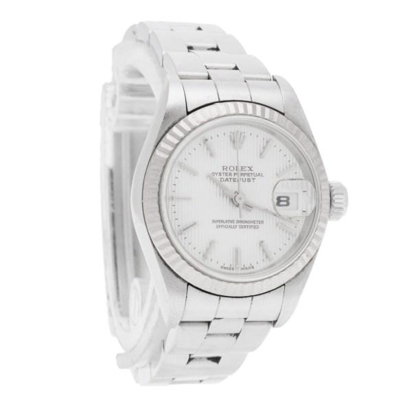 Rolex Datejust 79174 stainless steel 26mm auto watch