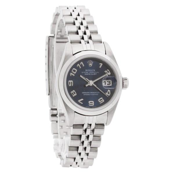 Rolex Datejust 79160 stainless steel 26mm auto watch