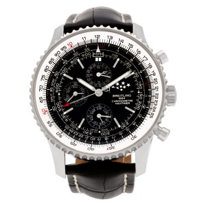 Breitling Navitimer A19380 stainless steel 48mm auto watch