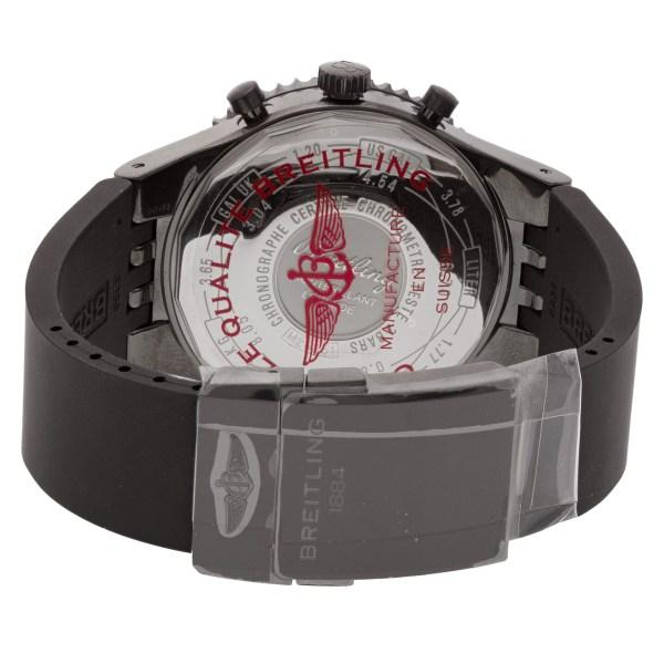 Breitling Montbrillant 47 M2335124/BD06-223S stainless steel 47mm auto watch