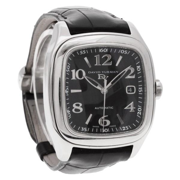 David Yurman Classic T310-X stainless steel 40mm auto watch
