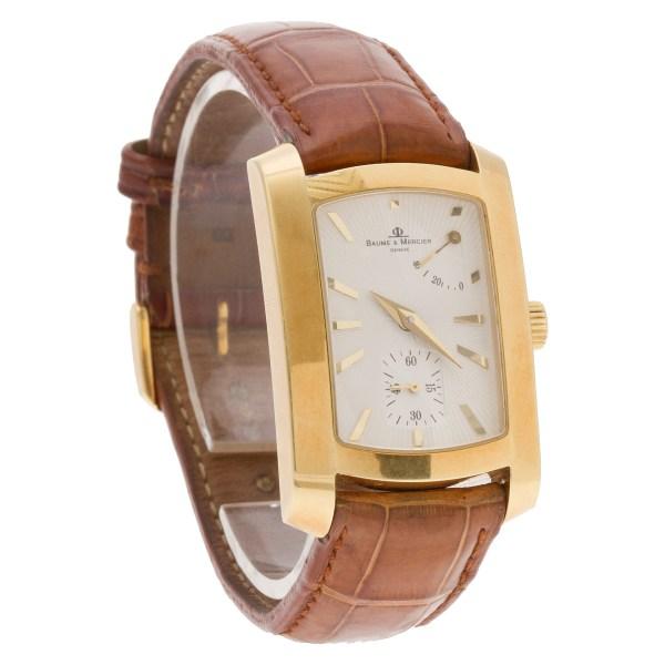 Baume & Mercier Hampton Milleis MOA06992 18k 26mm Manual watch