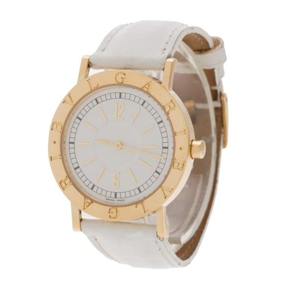 Bvlgari Bvlgari BB 33 GL/5 18k yellow gold 33mm Quartz watch
