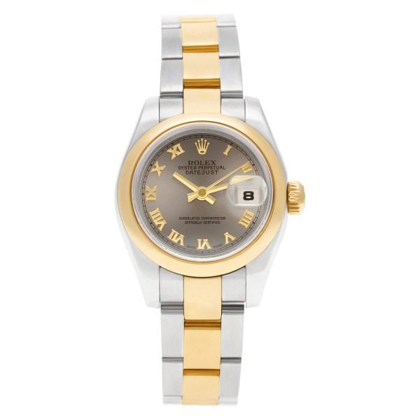 Rolex Datejust 179163 18k & steel 26mm auto watch