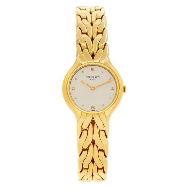 Patek Philippe La Flamme 4816/1 18k 22mm Quartz watch