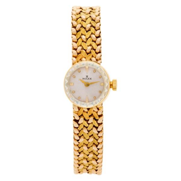 Rolex Classic 14k 15mm Manual watch