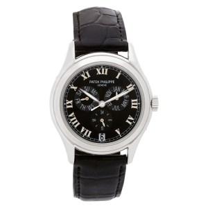 Patek Philippe Annual Calendar 5035 platinum 37mm auto watch