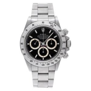 Rolex Daytona 16520 stainless steel 40mm auto watch