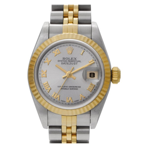 Rolex Datejust 79173 Stainless Steel Silver dial 26mm Automatic watch