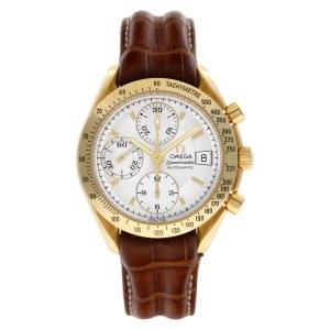 Omega Speedmaster 1750083 18k 39mm auto watch