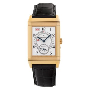 Jaeger LeCoultre Reverso 270.236 18k rose gold 26mm Manual watch
