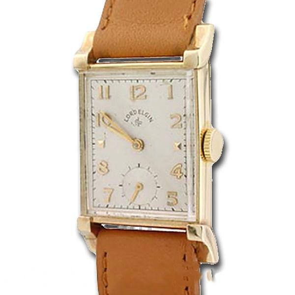 Lord Elgin Classic 14k mm  watch