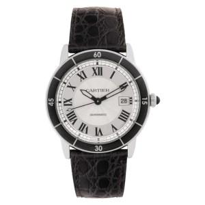 Cartier Ronde Croisiere WSRN0003 stainless steel 42mm auto watch