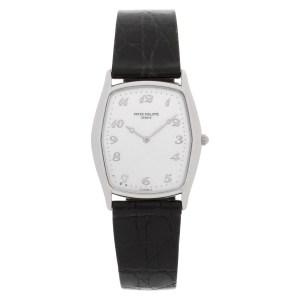 Patek Philippe Gondolo 3842 platinum 29mm Manual watch