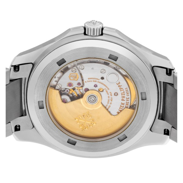 Patek Philippe Aquanaut 5167/1A stainless steel 39mm auto watch