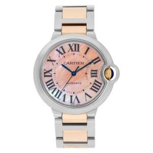 Cartier Ballon Bleu W6920033 18k & steel 36mm auto watch