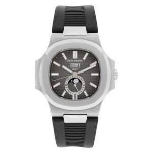 Patek Philippe Nautilus 5726 stainless steel 40.5mm auto watch