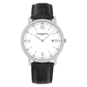 Baume & Mercier Classima 65735 stainless steel 38mm Quartz watch