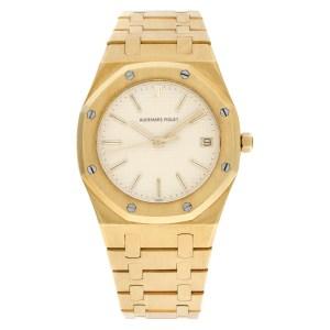 Audemars Piguet Royal Oak 56023BA 18k 35mm Quartz watch