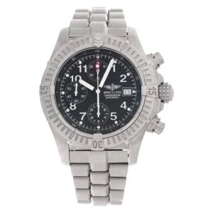 Breitling Avenger E13360 titanium 44mm auto watch