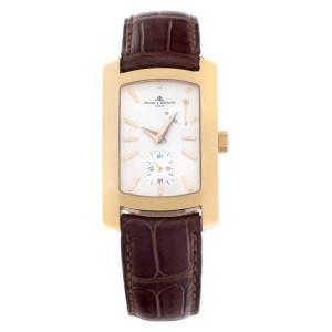 Baume & Mercier Hampton Milleis 65362 18k 26mm auto watch