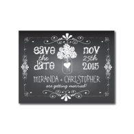 chalkboard_mason_jar_save_the_date_postcard-239954101139796459
